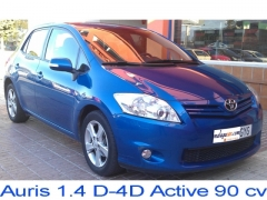Toyota Auris 1.4 D-4D Active Photo