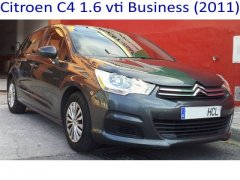 Foto Citroen C4 1.6 VTI Business