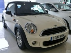 Second hand Mini One Cabrio