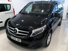 Mercedes V de segunda mano