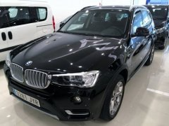 Second hand BMW X3
