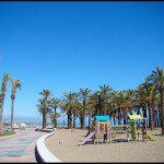 Strandpromenade Bajondillo