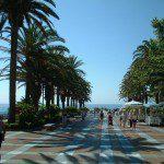 Strandpromenade Antonio Mercero