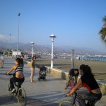 Strandpromenade Ruíz de Picasso