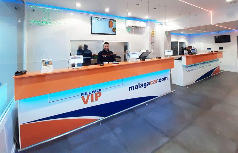 Malagacar.com Büro
