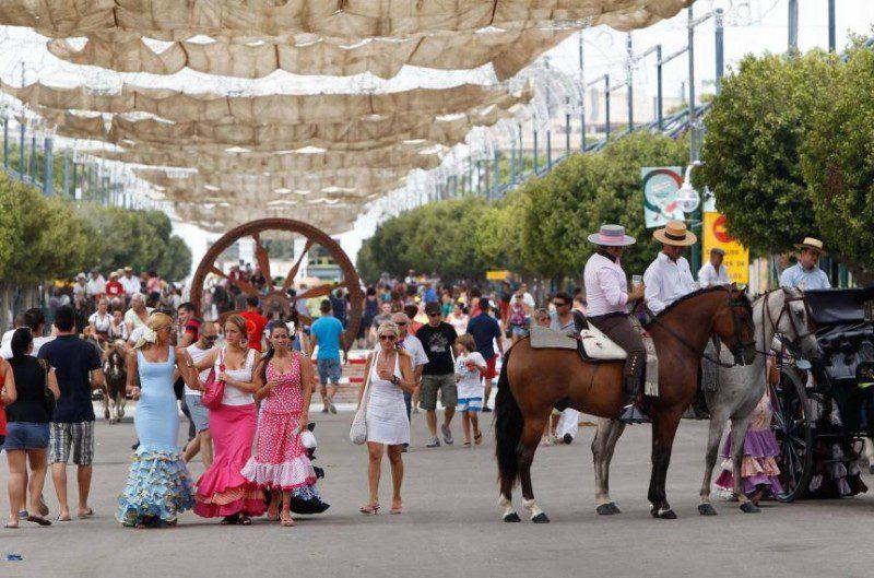 Volksfestgelände Málaga