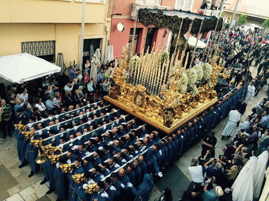 Osterwoche Málaga 2019