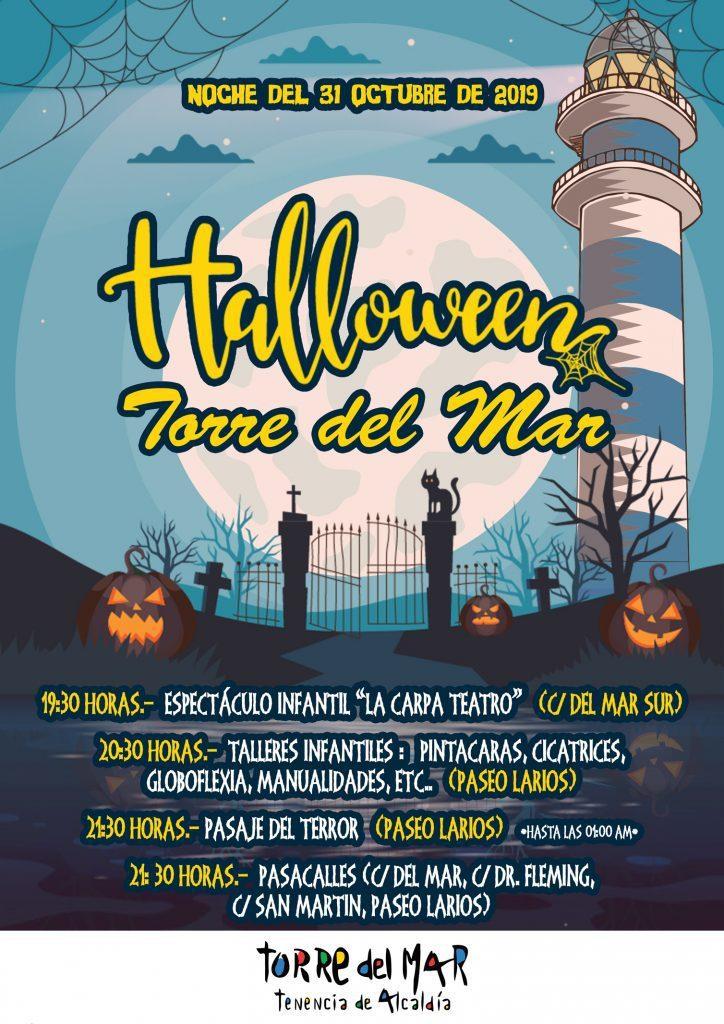 Halloween Torre del Mar 2019