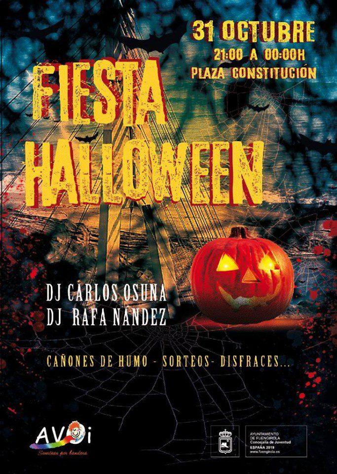 Halloween Fuengirola 2019