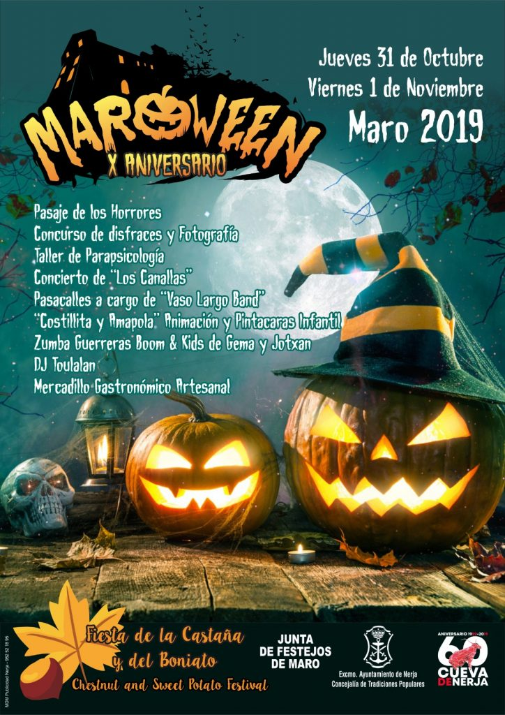 Halloween Maro 2019