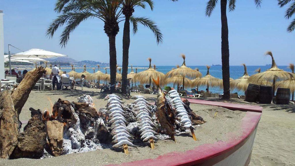 Costa del Sol Strandbars