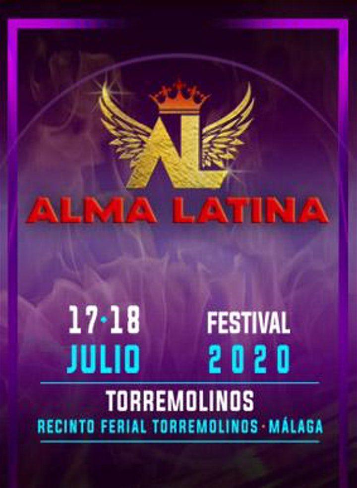 Alma Latina Festival Torremolinos 2020 - Musik Festivals Costa del Sol