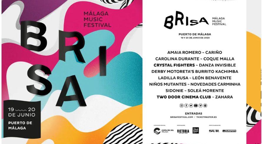 Brisa Festival Málaga 2020 - Musik Festivals Costa del Sol