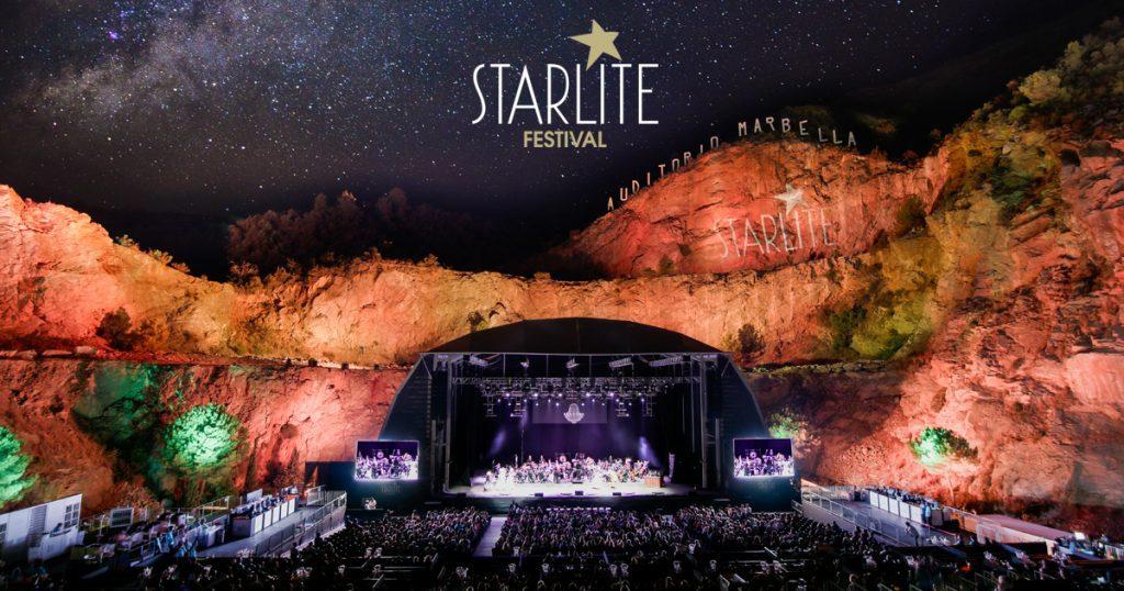 Starlite Marbella 2020 - Musik Festivals Costa del Sol