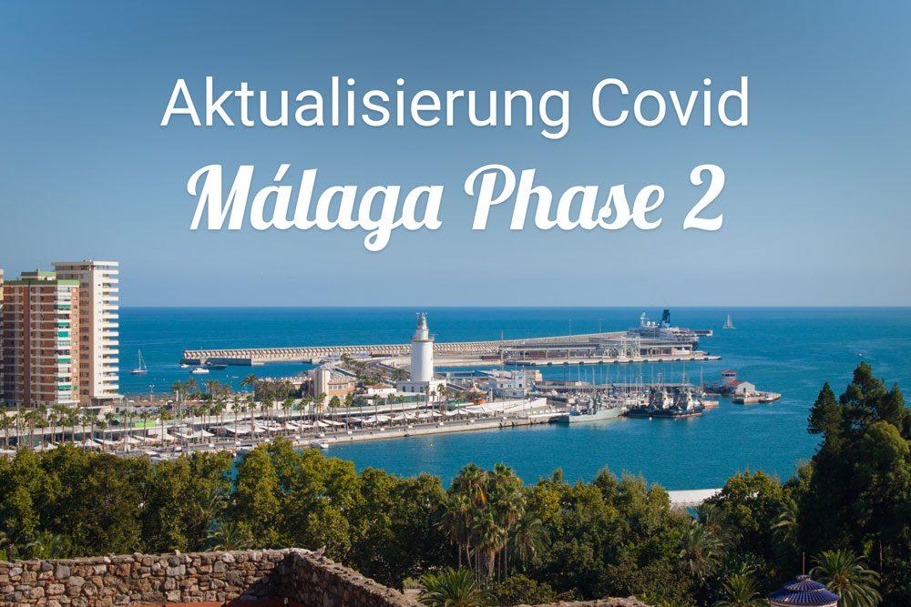 Covid Málaga Phase 2