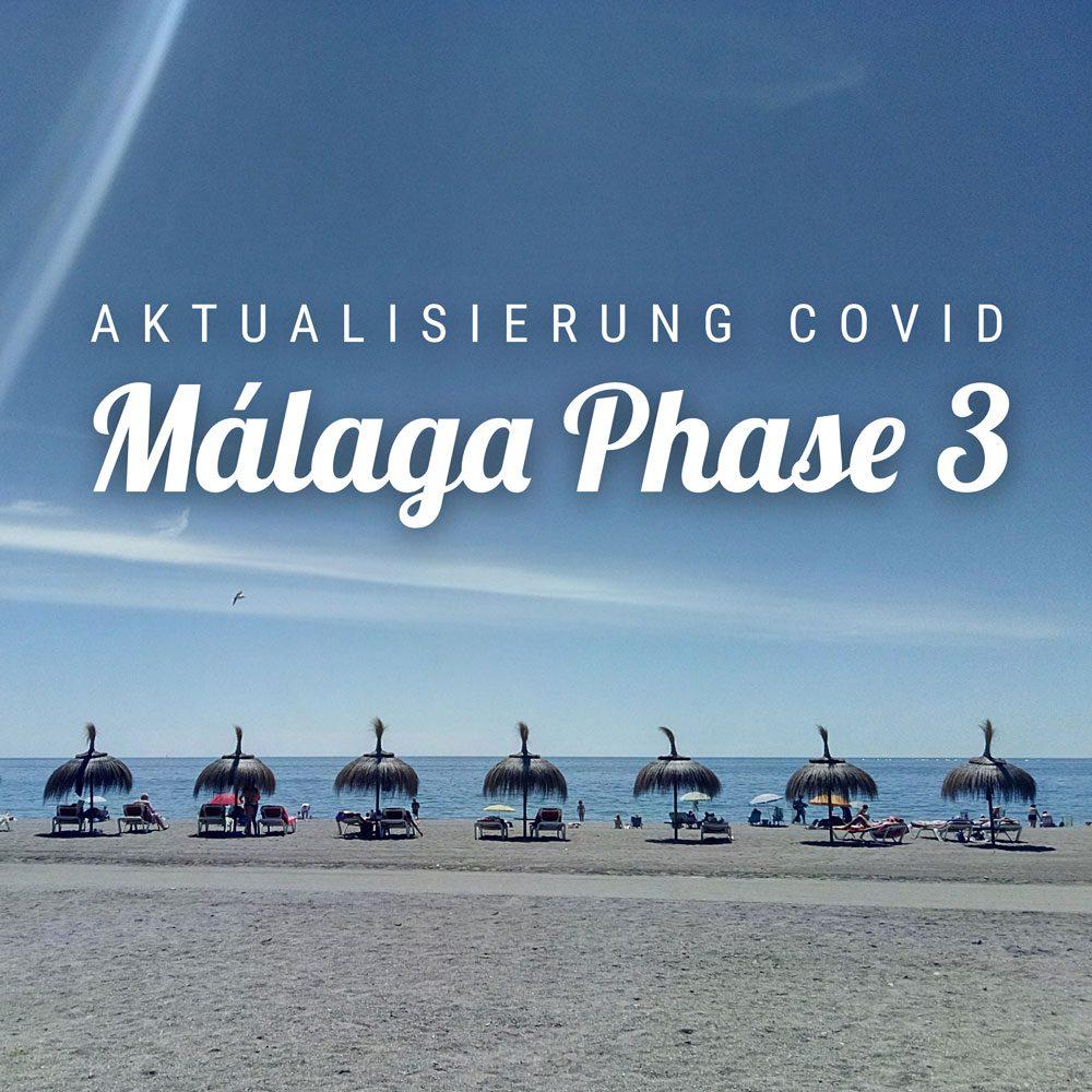 Covid Málaga Phase 3
