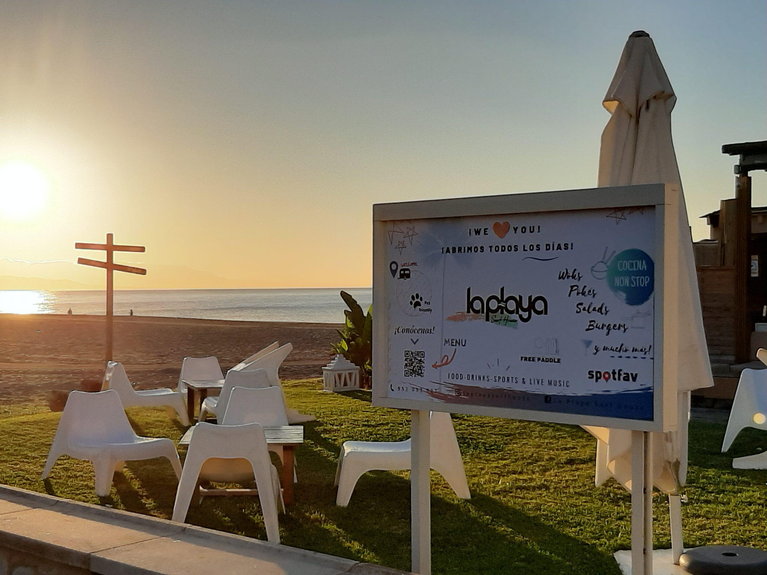 Málaga Sommer 2020