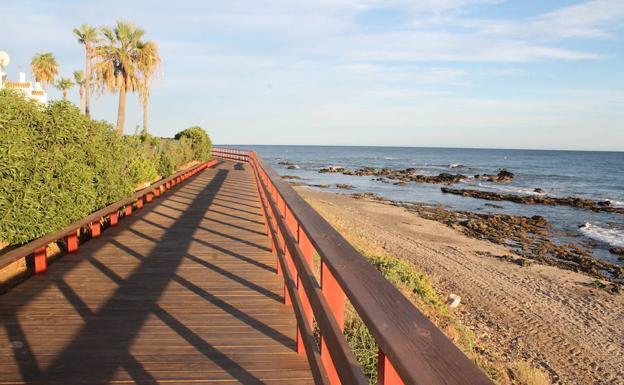 Küstenweg Mijas Costa