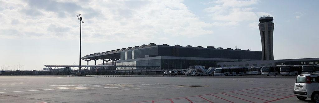 Малаге Аэропорт