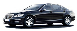 Malaga Transfers in Mercedes S Class