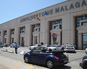 cheap rent car malaga airport: