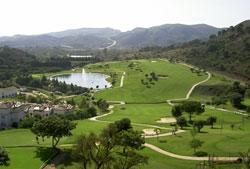 Los Arqueros Golf course