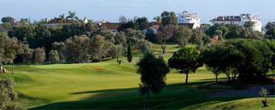 Marbella Golf Country Club golf Platz