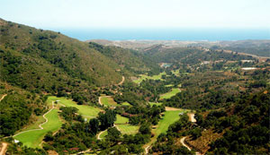 Montemayor golf course