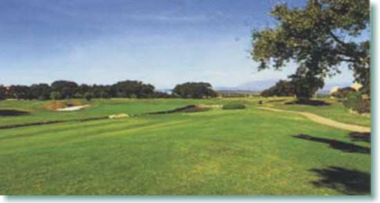San Roque golf course costa del sol spain