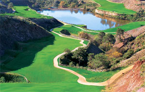 la zagaleta golf course