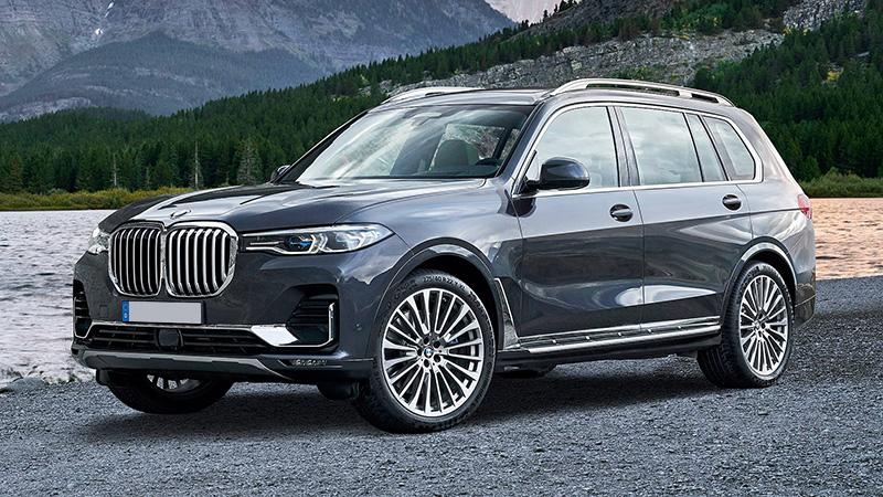 BMW X7 Auto