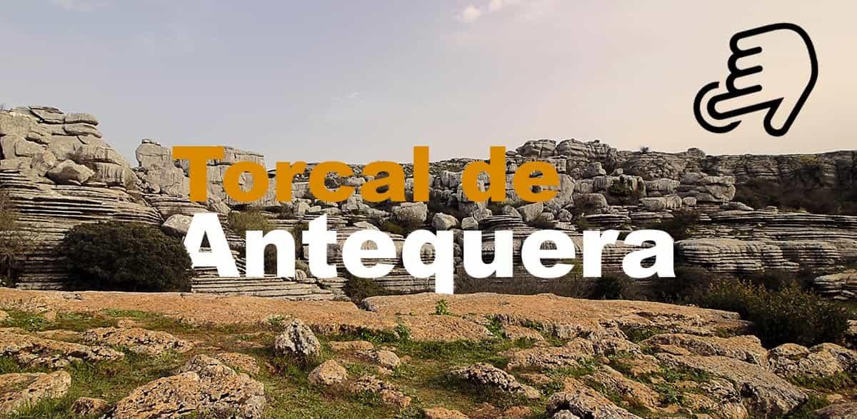 Torcal de Antequera