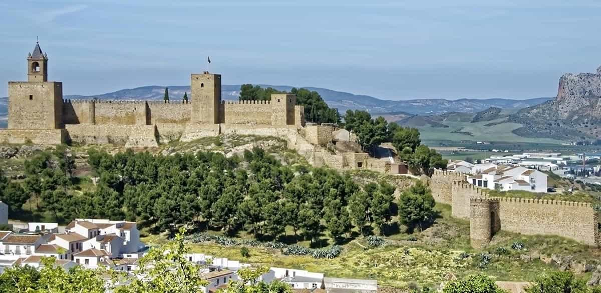 Antequera fortress