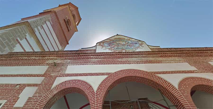 church of Santos Martires