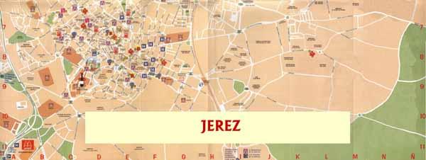 jerez frontera callejero: