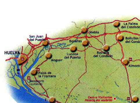 Map of Doñ 1
