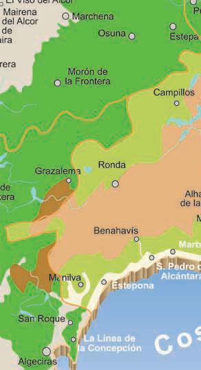 Map Of Spain Rivers.Malaga Rivers Map Spain