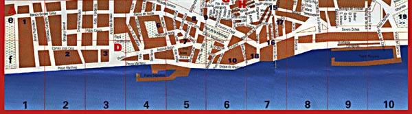 Malaga Altstadt Karte.Karte Von Marbella Malaga Stadtplan Marbella