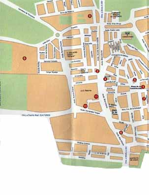 paterna street map