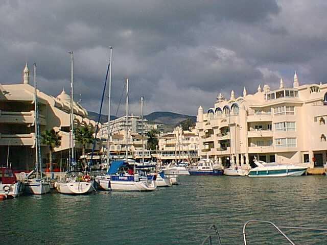 benalmadena marina photos