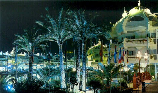 benalmadena nightlife photos