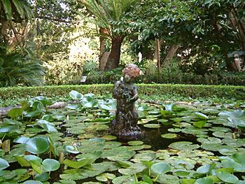 Malaga botanical garden jardin botanico de la concepcion for Bodas jardin botanico malaga