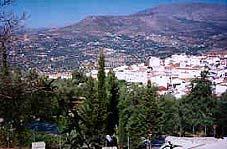 Sehenswürdigkeiten in Alcaucín