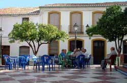 ardales bars & restaurants malaga villages andalusia spain