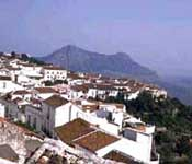 gaucin town malaga villages andalusia spain