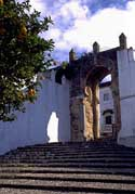 medina sidona walls malaga villages andalusia spain
