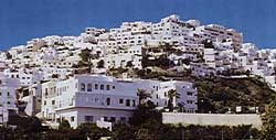 mojacar, alemeria villages