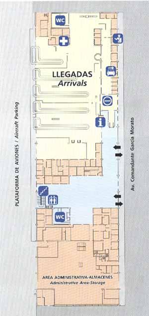 Malaga Airport Arrivals Agp