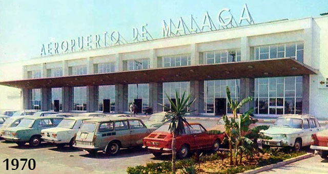 Malaga Luchthaven (1970)