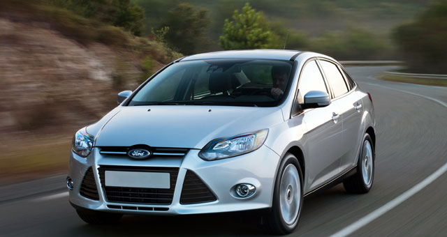 Ford Focus - Grupo D